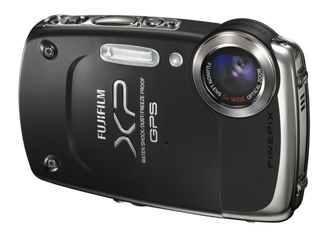 FujiFilm FinePix XP30 with 14Mpx Camera with Built In GPS
