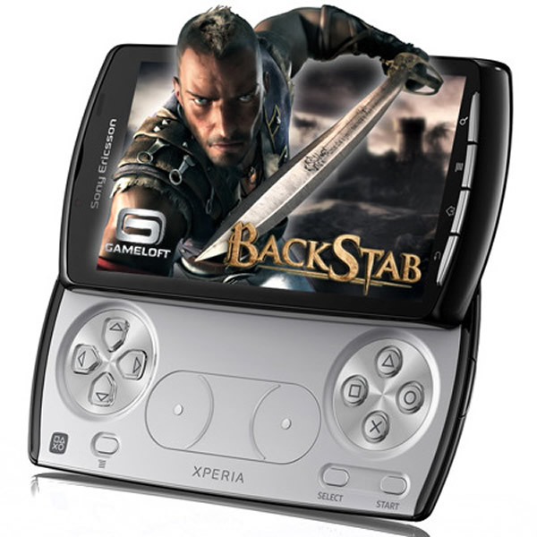BackStab To SE Xperia PLAY the latest Mobile Games from Gameloft