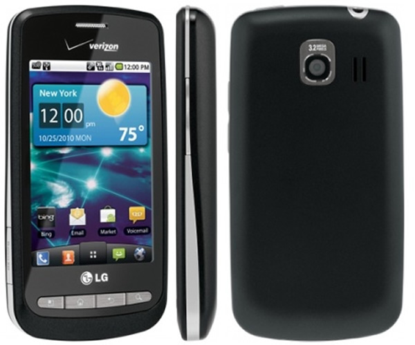 Smartphone 3D & Tablets and 4 g LG Show Teeth at the CTIA Wireless 2011