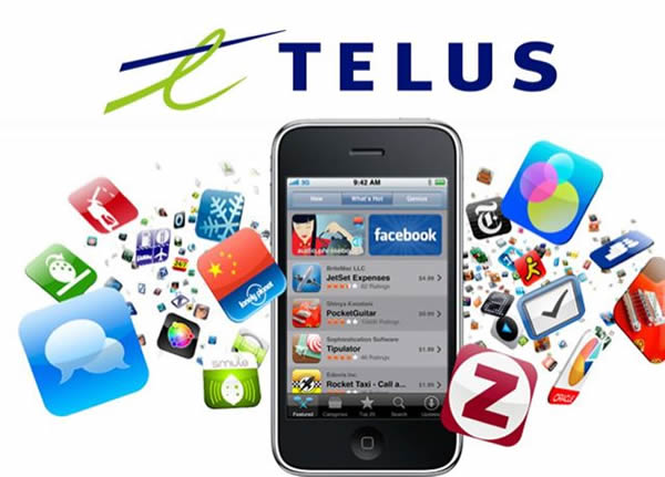 TELUS Promote Smartphone Free until 31 March 2011