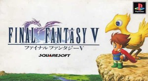 Game Final Fantasy V for the PS3 & PSP Present Through PlayStation Network
