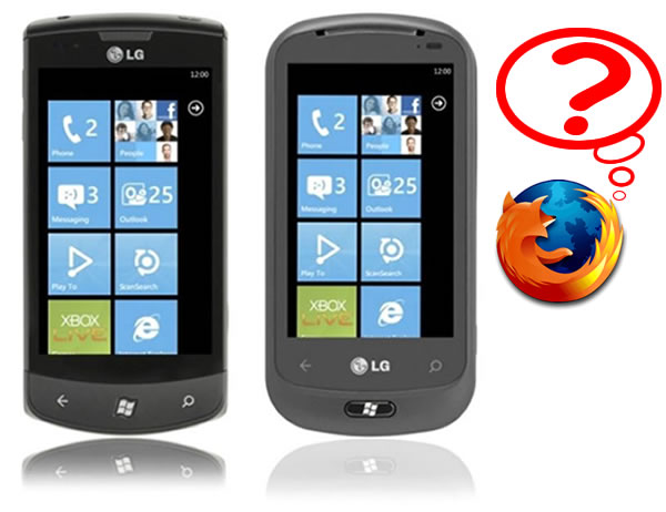 Does Windows Phone 7 Without Firefox Mobile?