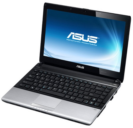 Asus U31SD Laptop Latest Sleek Lightweight & with Intel Sandy Bridge