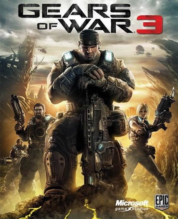 Gears of War 3 Beta Targeted to Achieve 1 million users
