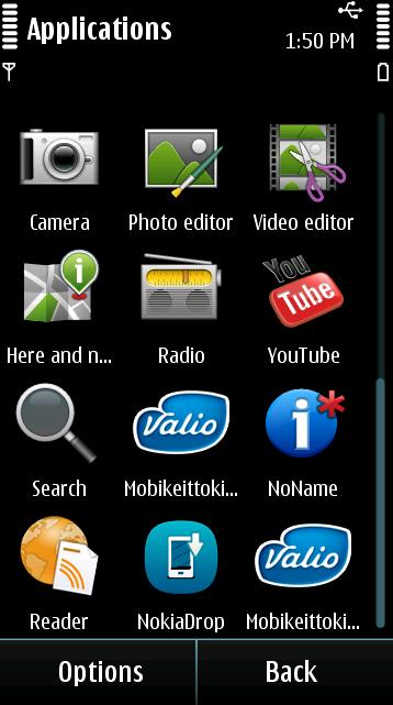 The Latest Nokia Symbian Applications Drop Makes It Easy To Share Pictures, Links & Replace Wallpaper