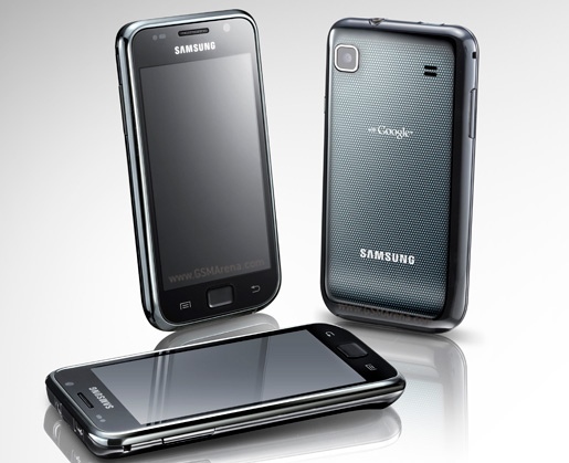 Samsung Galaxy S Plus the latest processor 1.4 Ghz & Android Gingerbread