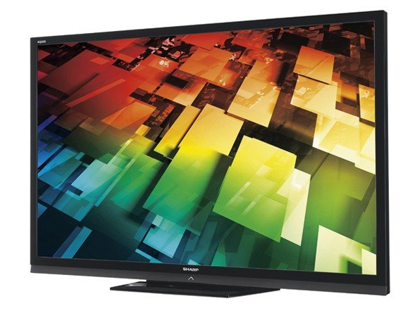 LCD TV LED Sharp 70 Inch LARGEST AQUIOS LC 70LE732U HAS BEEN PRESENT