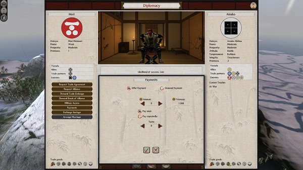 Review Total War Shogun 2, weighs the squeeze time and brain.