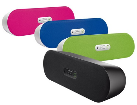 Compact D80 Creative Wireless Bluetooth Speaker