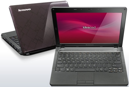Lenovo IdeaPad S205 Notebook 11.6 Inch Latest with AMD Fusion E350