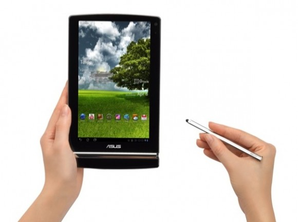 Asus Eee Pad MeMO 3D Android Tablet Honeycomb 3D 7 inches Without Glasses