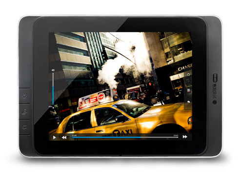 BeBook Live 7 inch Android Tablet with Android 2.2 & Processor 1 Ghz