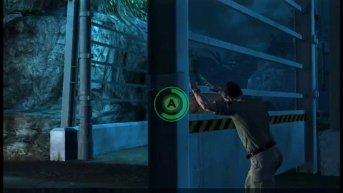 Preview of Jurassic Park: The Game, undevelopedness has stressful in the Dinosaur Park.