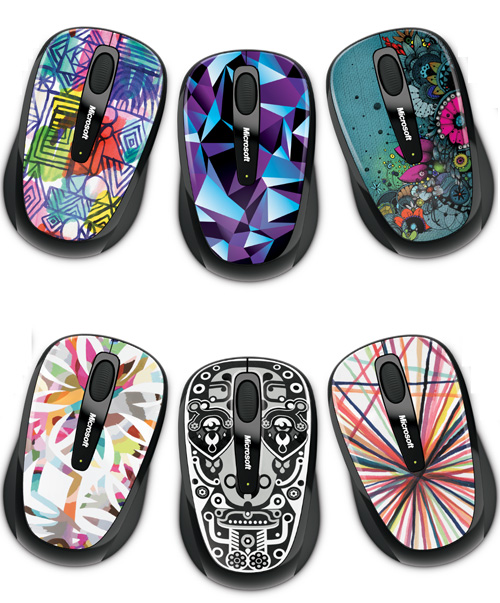 Wireless Mobile Mouse 3500 Studio Series