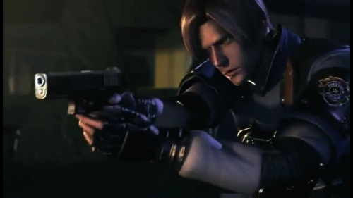Preview of Resident Evil: Operation Raccoon City, the result of collaboration of Capcom and Slanks Six.