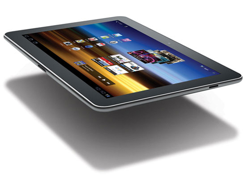 Samsung Galaxy Tab 10.1 the latest Samsung Android Tablet with Honeycomb 3.1